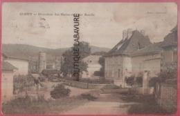 71 - CLUNY--Direction Des Haras Et Tour Ronde - Cluny