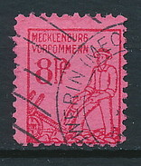 SBZ Mecklenburg-Vorpommern Nr. 11 Xb Geprüft ~ Michel 25,00 Euro - Sowjetische Zone (SBZ)