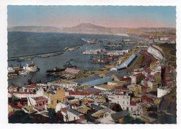Algérie--ORAN--Vue Générale Du Port  Cpsm 15 X 10  éd  S.a  L.E - Oran
