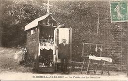 St DENIS - De - CABANNE  -  La Fontaine Du Gatelier - Otros Municipios
