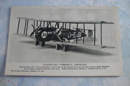 VICKERS VIMY - 1919-1938: Fra Le Due Guerre