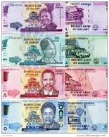 MALAWI 2016 Set 20 50 100 200 Kwacha P 57 58 59 60 UNC - Malawi