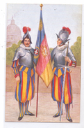 VATICAN - Guardia Svizzera / Schweizer Garde - Vatikanstadt
