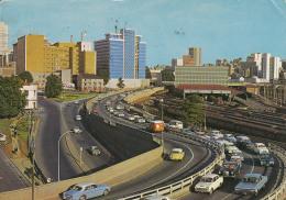 VW Käfer,DKW 1000,Rolls Royce,Volvo,Mercedes,Borgward,Renault....Bahnhof Johannesburg,gelaufen - Voitures De Tourisme