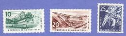 DDR SC #347-9 1957 Coal Mining CV $2.50 (I) - [6] Democratic Republic