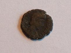 Monnaie ROMAINE 42 Constance II FEL TEMP REPARATIO Poids 1.8g Diam 1.7cm - 5. The Military Crisis (235 AD To 284 AD)