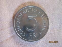 Suisse: 5 Francs 1976 - Pièce Commémorative De La Bataille De Morat - Svizzera