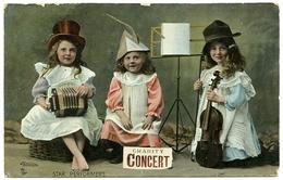 CHARITY CONCERT : STAR PERFORMERS (CHILDREN) / POSTMARK - INVERURIE (TUCKS) - Entertainers