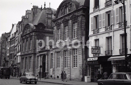1963 HOTEL SULLY PARIS FRANCE 35mm  AMATEUR NEGATIVE NOT PHOTO NEGATIVO NO FOTO - Other