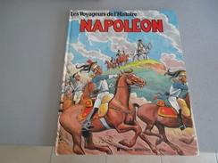 LES VOYAGEURS DE L'HISTOIRE**NAPOLEON - Livres, BD, Revues