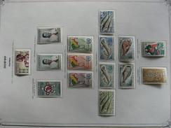 TB Petite Collection De Timbres Du CONGO . Neufs X. - Collections (without Album)