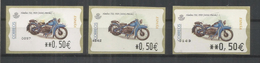 ESPAÑA ATM MOTO MOTORCYCLE NIMBUS 3 VARIEDADES DE MAQUINA - Motorfietsen