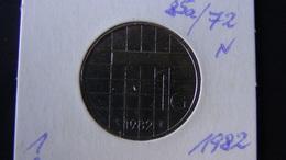 Netherlands - 1982 - 1 Gulden - KM 205 - VF