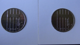 Netherlands - 1994+1995 - 1 Gulden - KM 205 - VF+