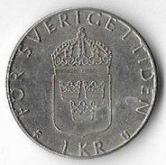 Sweden 1979 1 Krona [C382/1D]