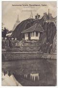 CEYLON SRI LANKA, ISURUMUNIYA TEMPLE, ANURADHAPURA C1910s Old PLATE LTD Postcard - CEYLAN - Sri Lanka (Ceylon)
