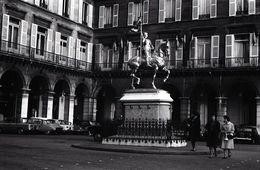 1963 JEANNE D ARC PARIS FRANCE 35mm  AMATEUR NEGATIVE NOT PHOTO NEGATIVO NO FOTO - Other