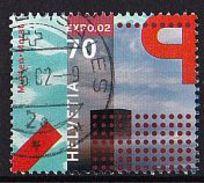 SCHWEIZ Mi. Nr. 1786 O (A-4-7) - Switzerland