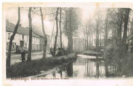 A  SCHERPENHEUVEL Rue Du Moulin Molen - Scherpenheuvel-Zichem