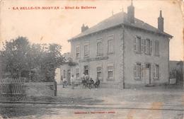 71 - La Selle-en-Morvan - Hôtel De Bellevue - Autres Communes