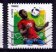 "France, Football, Soccer ""amorti Poitrine"", 2016, VFU - France"