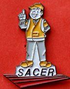 J 130 ) .........SACER......Société De Travaux Publics - Autres