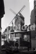 1963 THEATRE MOULIN DE LA GALETTE PARIS FRANCE 35mm  AMATEUR NEGATIVE NOT PHOTO NEGATIVO NO FOTO - Other
