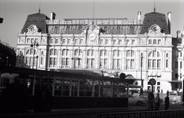 1963 GARE SAINT LAZARE  PARIS FRANCE 35mm  AMATEUR NEGATIVE NOT PHOTO NEGATIVO NO FOTO - Other