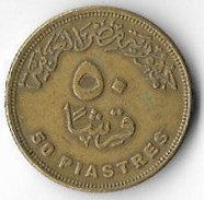 Egypt 2007 (AH1428) 50 Piastres [C383/1D] - Egypt