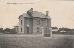 35 - PAIMPONT - L' Ecole Des Filles - Paimpont