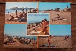 ESPAGNE, URB. ROQUETAS DE MAR, ALMERIA, PLAYAS, MULTIVUES - Almería