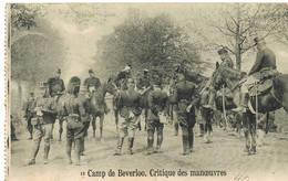A   GRENADIERS  CAMP DE BEVERLOO Kamp Van Beverlo