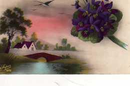 Fantaisie De Violettes - Fantaisies