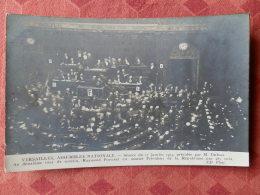 Dep 78 , Cpa  VERSAILLES , Assemblée Nationale , Séance Du 17 Janvier 1913 , Présidée Par M. Dubost  (085) - Versailles