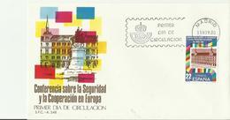 ES FDC 1980 - FDC