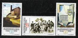 13-623 // JAHR  2002  BULGARISCHE KUNST  ** - Unused Stamps