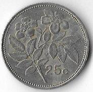 Malta 1998 25 Cents [C384/1D]