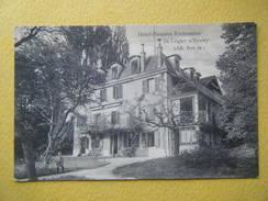 SAINT LEGIER LA CHIESAZ. L'Hôtel Pension Richemont. - VD Vaud