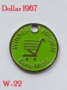 Shopping Carts / Winkelwagentjes / Jeton De Caddie - Dutch - Phonak Hoortoestel - Phonak Hearing Aid Headquarters: Stäfa - Jetons De Caddies