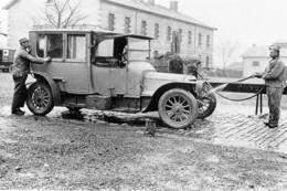 Militaria WW1   - Voiture D'Etat-major à Nancy - 1914-18