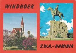 CPM - Capitale Du Monde  - Windhoek à  Namibia - Namibie