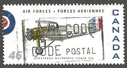 Sc. # 1808i Air Force, Armstrong Whitworth Siskin III A Single 1999 Used K057