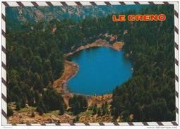 2X2786 SOUVENIR DU LAC DE CRENO 2 SCANS - France