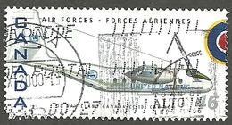 Sc. # 1808i Air Force, De Havilland CC-108 Caribou Single 1999 Used K059