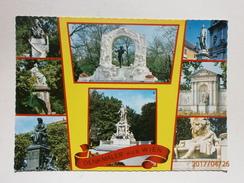 Postcard Monuments At Vienna Wien Denkmaler My Ref B21227 - Monuments