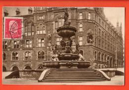 D1301 Wuppertal Elberfeld  Jubiläumsbrunnen. Gelaufen In 1933 Nach Schweiz - Wuppertal