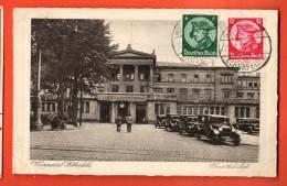 D1312 Wuppertal Elberfeld  Hauptbahnhof. Gelaufen In 1933 Nach Lausanne Schweiz - Wuppertal