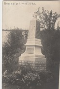 Houtain-Le-Val , Photocarte , Monument Aux Morts Et Déportés ,guerre 1914-1918 - Genappe