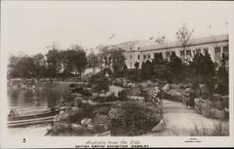 Wembley British Empire Exhibition \Australia From The Lake Photo Campbell Gray - Non Classés