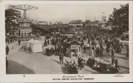 Wembley British Empire Exhibition Amusement Park Photo Campbell Gray - Non Classés